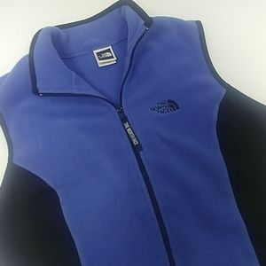 Womens North Face Vest Large